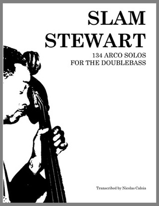 Slam Stewart Book to order